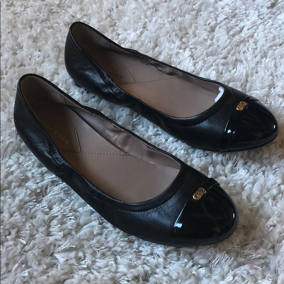 d3c8458f3 Cole Haan Shoes | Brand New In Box Elsie Ballet Flats | Poshmark